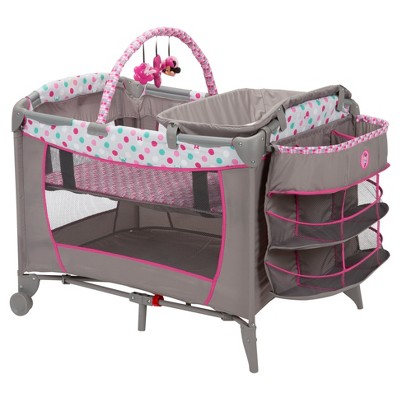 Disney® Minnie Mouse Sweet Wonder Playard - Minnie Dot Fun