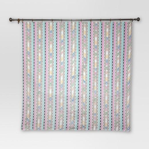 Target Striped Shower Curtain Curtain Menzilperde Net