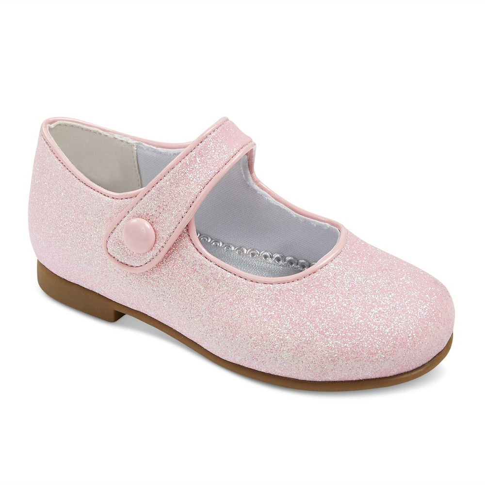 Toddler Girls Rachel Shoes Lil Halle Mary Jane Shoes - Pink 5