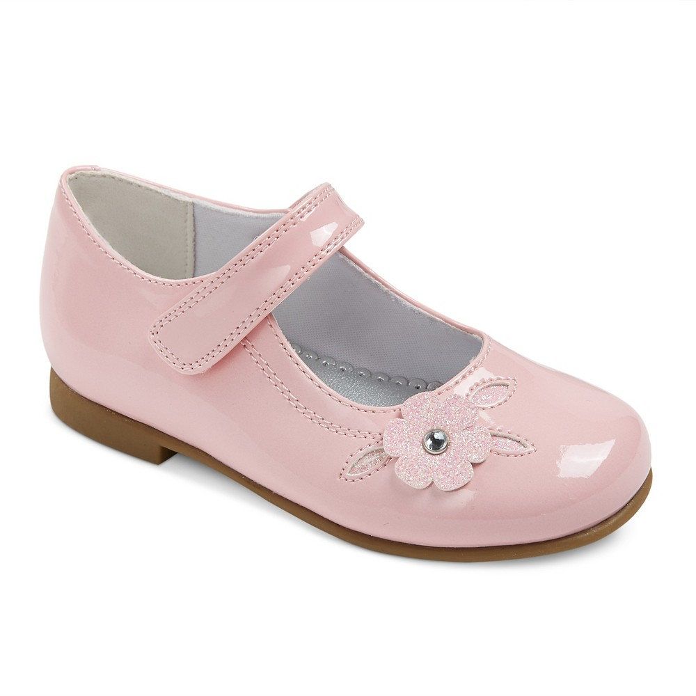 Toddler Girls Rachel Shoes Lil Charlene Mary Jane Shoes - Pink 8