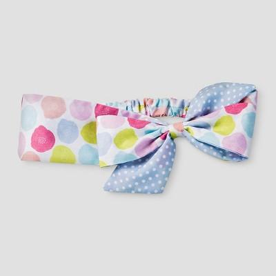 Girls' Dual Print Bow Headwrap - Cat & Jack™