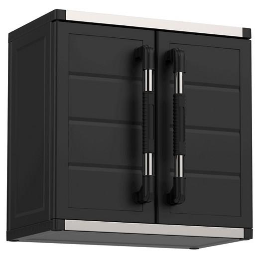 XL Pro Ready-to-Assemble Garage Storage Cabinet Set - Black - Keter - XL Pro Ready-to-Assemble Garage Storage Cabinet Set - Black