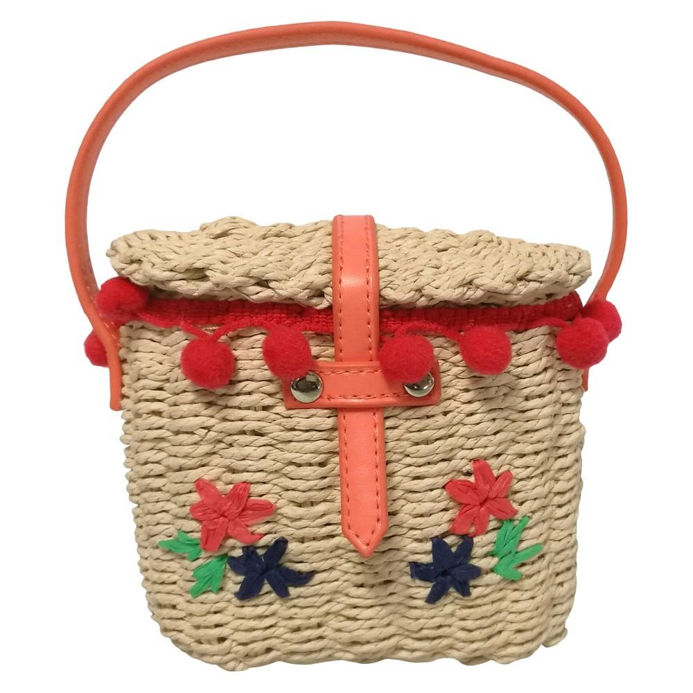 Toddler Girls Basket Purse - Genuine Kids from OshKosh, Natural