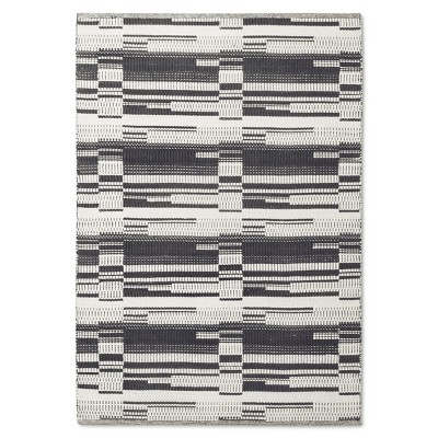 Gray Classic Woven Area Rug - (5'x7')- Threshold™