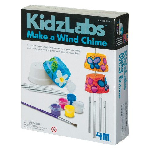 4M® KidzLabs Make a Wind Chime - image 1 of 3