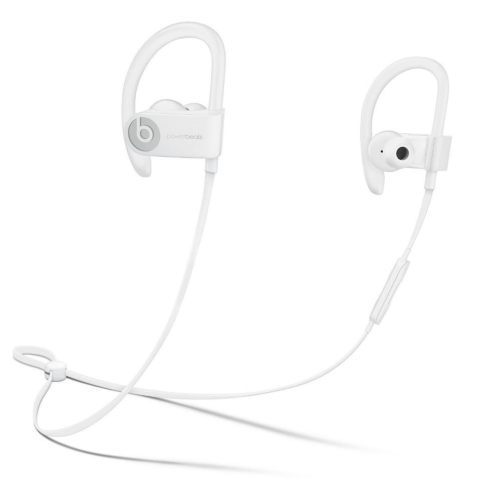 Beats Powerbeats3 Wireless Earphones, White