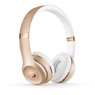 Beats Solo3 Wireless On-Ear Headphones - Gold