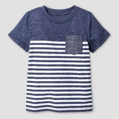 Baby Boys' T-Shirt Cat & Jack™ Navy 12 M