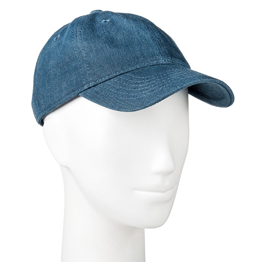 Women's Chambray Baseball Hat - Mossimo Supply Co.