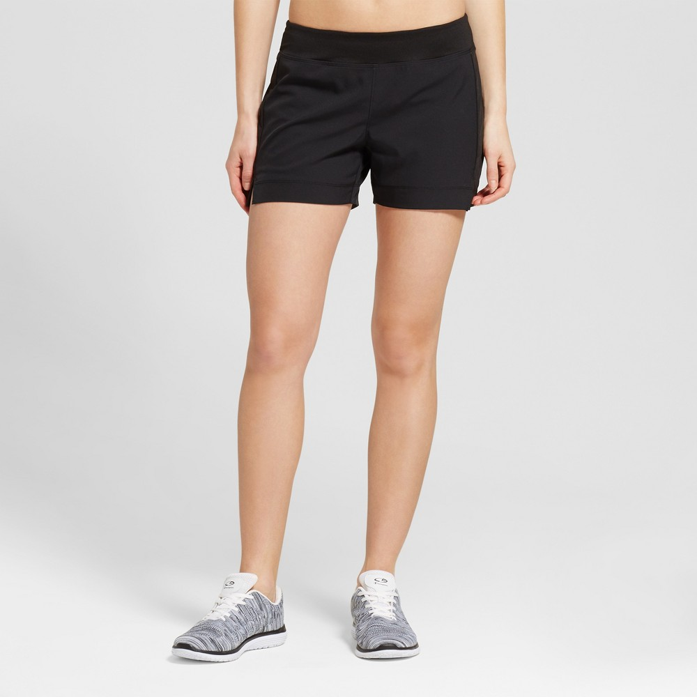 Womens Tennis Shorts - C9 Champion - Black 8, Size: 6