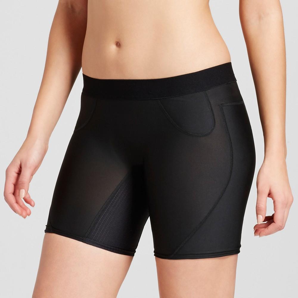 Womens Softball Slider Shorts - C9 Champion - Black Xxl