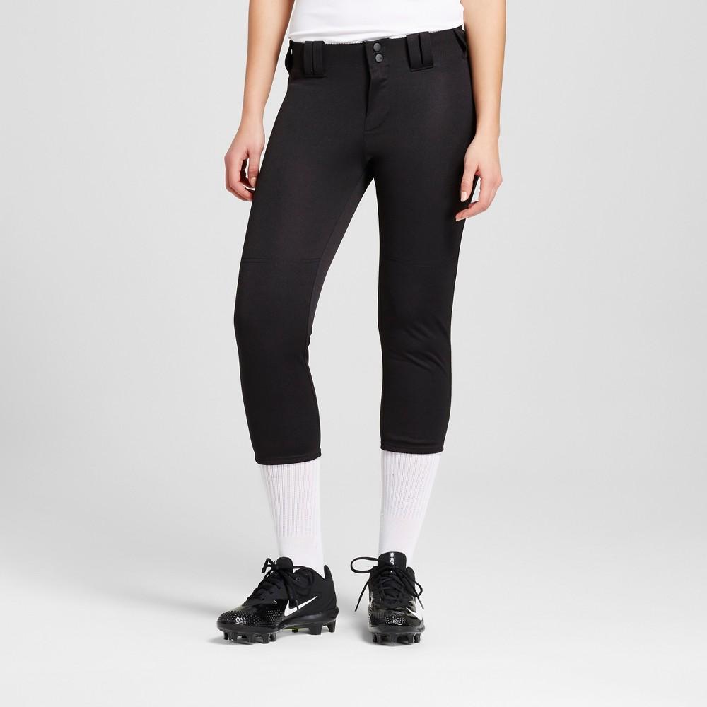 Womens Softball Pants - C9 Champion - Black L