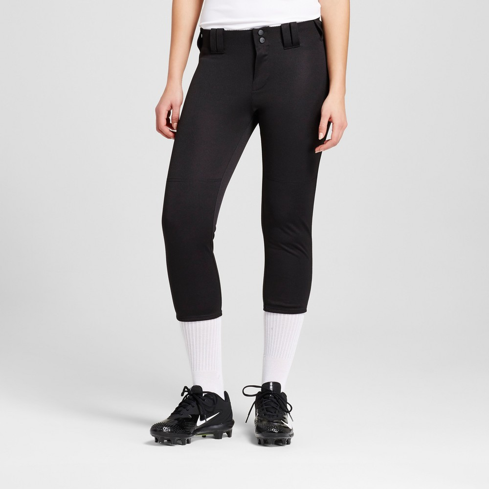 Women's Softball Pants - C9 Champion - Black M