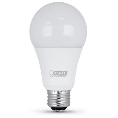 feit 3070100watt 3 way led light bulb soft white