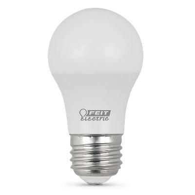 feit a15 60watt led light bulb medium base 3 pack soft white - A15 Bulb