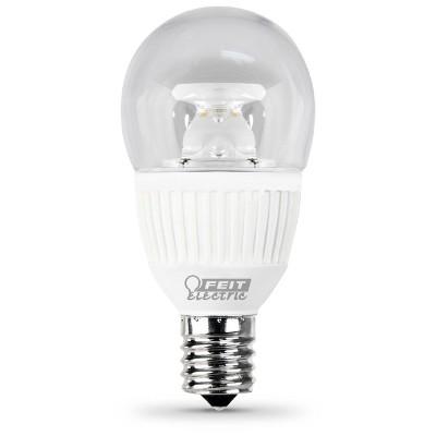 feit a15 40watt dimmable led light bulb base clear - A15 Bulb