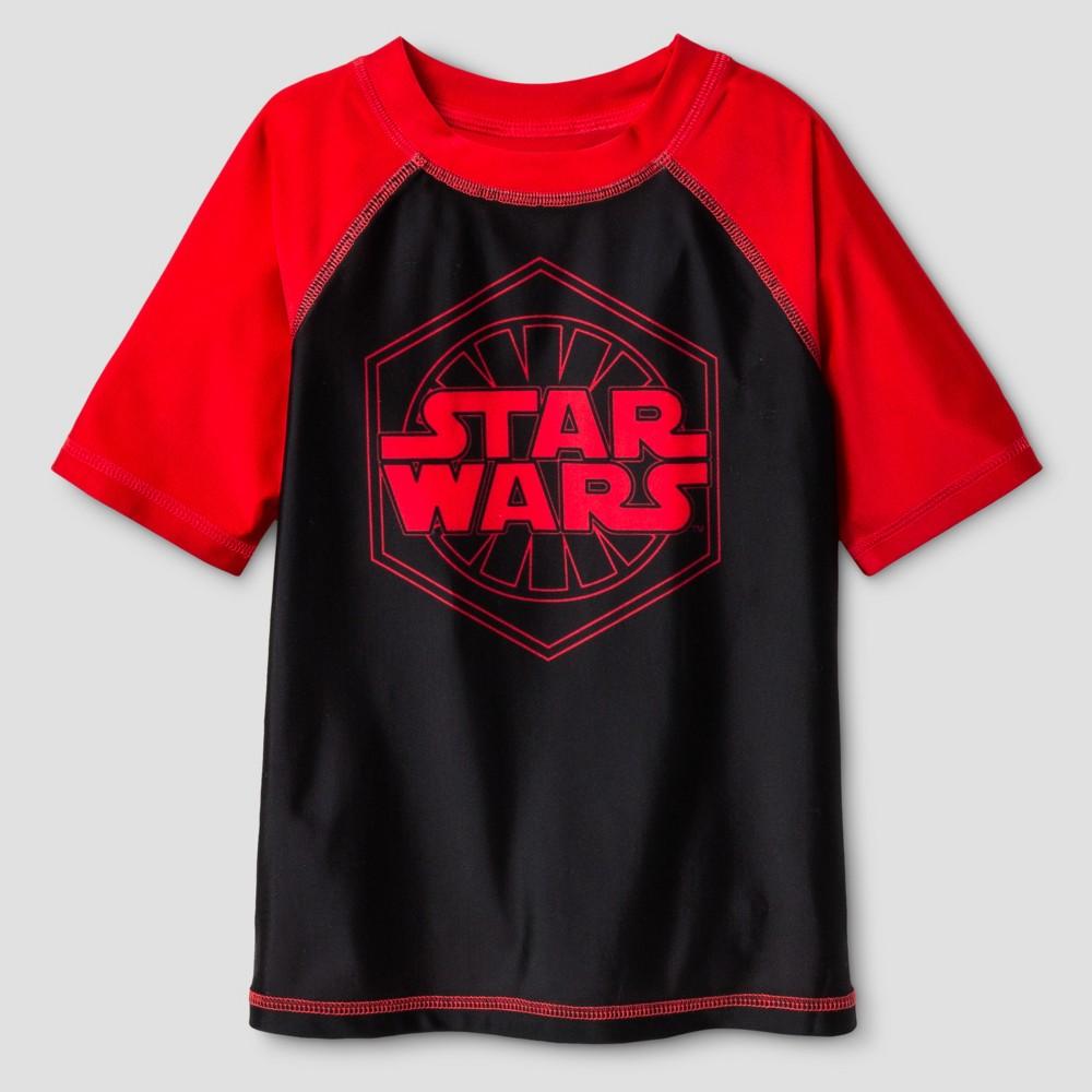 Boys Star Wars Rash Guard - Black 4