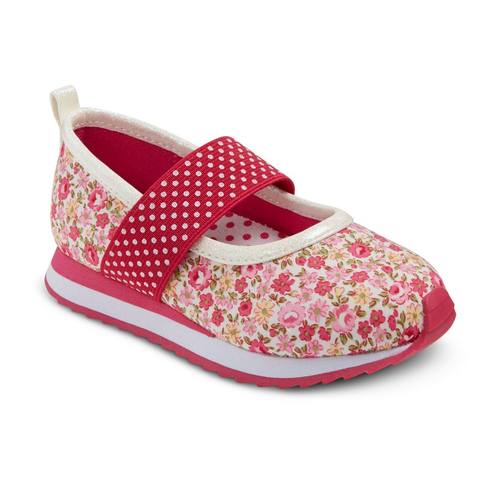 Toddler Girls Just Buds Isla Mary Jane Shoes - Pink 5