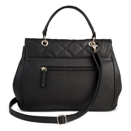 Women's Quilted Satchel Handbag - Mossimo™ : Target