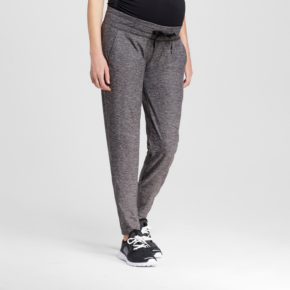 Maternity Under the Belly Sweatpant - C9 Champion - Dark Gray Heather XL, Womens