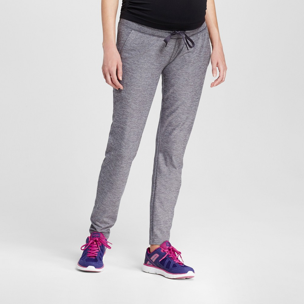 Maternity Under the Belly Sweatpant - C9 Champion - Military Gray Heather XS, Womens