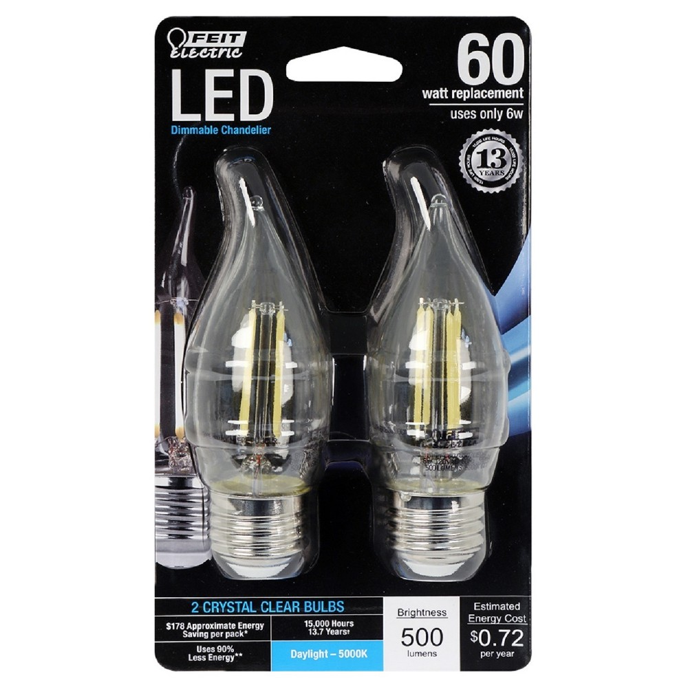 Feit Led A60 100 Watt Dimmable Replacement Bulb Led A19 Led Light Bulbs Costco Led Non Dim