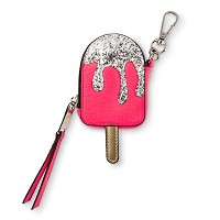 Girls' Popsicle Keychain Cat & Jack - Pink. opens in a new tab.
