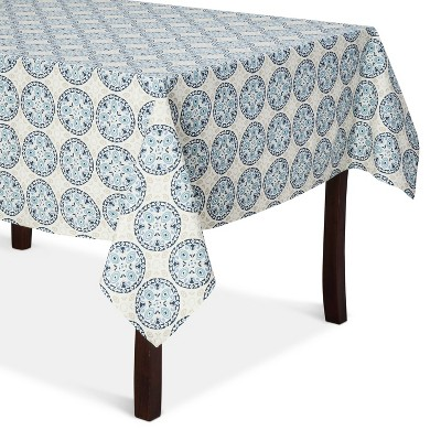Blue Kitchen Textiles Tablecloth - Threshold™