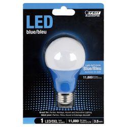 Ge 25 Watt Incandescent Party Light Bulb Blue Target
