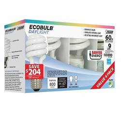 Feit 60-Watt CFL (4 Pack) 6500K - Soft White