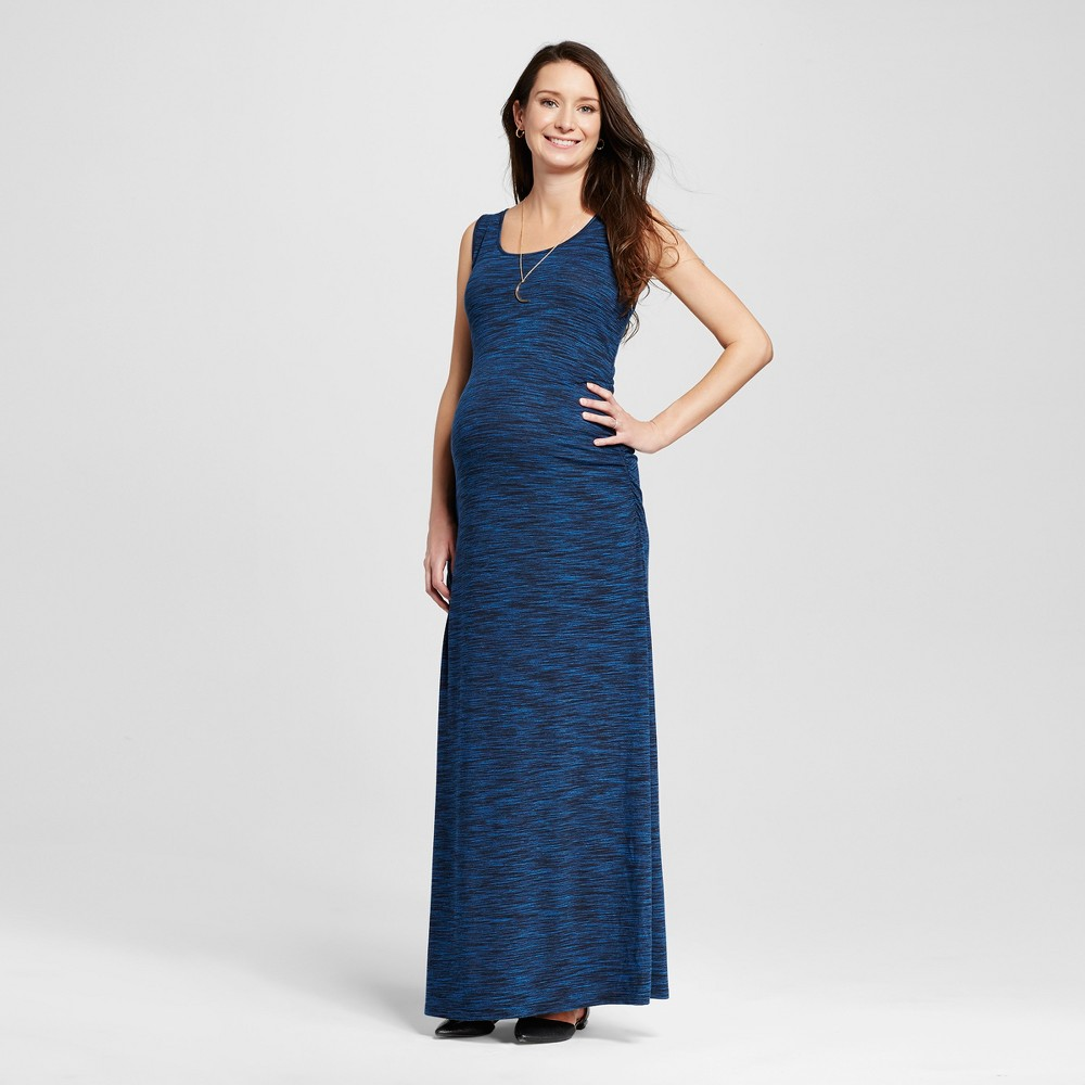 Maternity Spacedye Maxi Tank Dress Blue XS – Liz Lange for Target, Infant Girl's