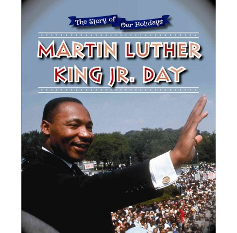 Martin Luther King Jr. Day (Vol 5) (Library) (Joanna Ponto) - image 1 of 1