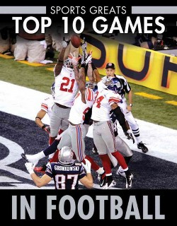 Top 10 Games in Football (Vol 2) (Paperback) (David Aretha)