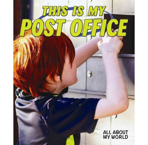 This Is My Post Office (Vol 5) (Library) (Adam Bellamy) - image 1 of 1