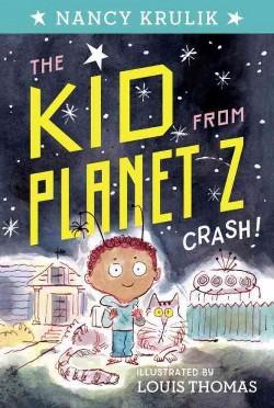 Crash! (Library) (Nancy E. Krulik)
