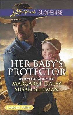 Her Baby's Protector : Saved by the Lawman / Saved by the SEAL (Paperback) (Margaret Daley & Susan