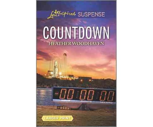 Countdown (Paperback) (Heather Woodhaven) - image 1 of 1
