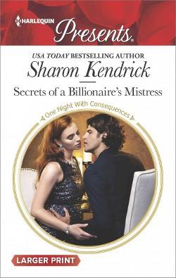 Secrets of a Billionaire's Mistress (Paperback) (Sharon Kendrick)