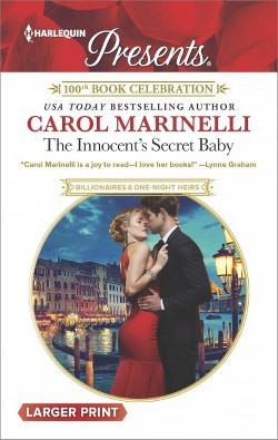 Innocent's Secret Baby (Paperback) (Carol Marinelli)