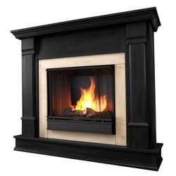 Real Flame - Silverton Gel Fireplace