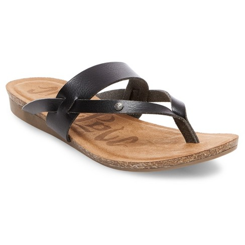 Women's Mad Love® Regina Thong Sandals - image 1 of 3