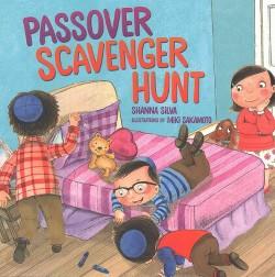 Passover Scavenger Hunt (Library) (Shanna Silva)