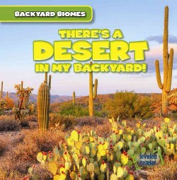 There's a Desert in My Backyard! (Vol 2) (Paperback) (Walter Laplante)