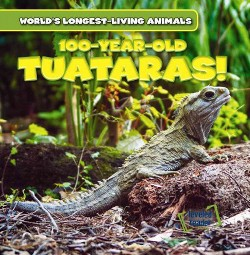 100-Year-Old Tuataras (Vol 2) (Paperback) (Topper Evans)