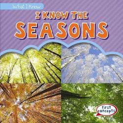 I Know the Seasons (Vol 6) (Paperback) (Jon Welzen)