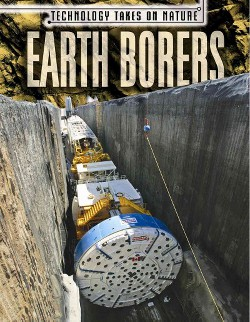Earth Borers (Vol 2) (Library) (Ryan Nagelhout)