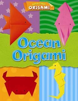 Ocean Origami (Vol 4) (Library) (Joe Fullman)
