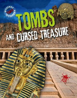 Tombs and Cursed Treasure (Vol 6) (Library) (Robyn Hardyman)