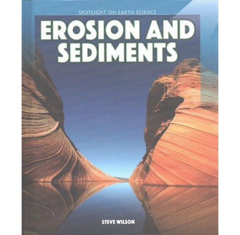 Erosion and Sediments (Vol 0) (Library) (Steve Wilson) - image 1 of 1