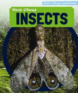 Really Strange Insects (Vol 0) (Paperback) (Ryan Nagelhout)
